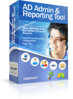 Active Directory Admin and reporting Tool